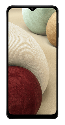 Samsung Galaxy A12 Negro