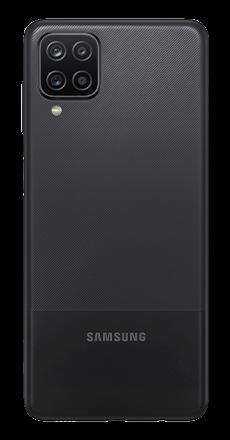 Samsung galaxy a12 negro posterior movistar