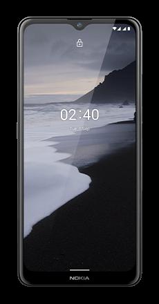 Nokia 2 4 64gb gris frontal movistar