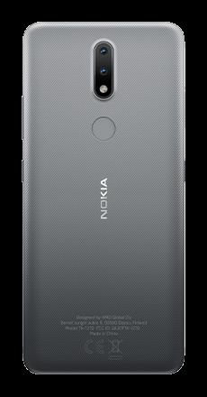 Nokia 2 4 64gb gris posterior movistar