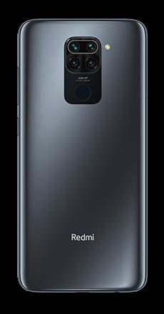 Xiaomi redmi note 9 Negro posterior movistar