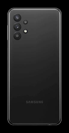 a32 posterior negro