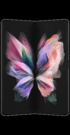 Samsung Z Fold 3 Negro