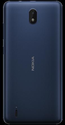 nokia c01 plus azul posterior